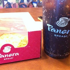 Photo taken at Panera Bread by Robert K. on 8/17/2012