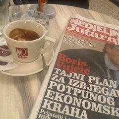 Photo taken at Cafe bar Suncokret by Nikola D. on 6/10/2012