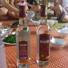 Photo taken at Khu Du Lich Sinh Thai Vuon Xoai by Sơn H. on 5/6/2012