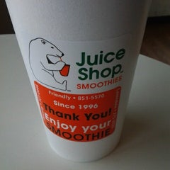 Photo taken at The Juice Shop by Nick P. on 6/23/2012