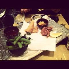 Photo taken at Zen Sushi by twee_d on 4/16/2012