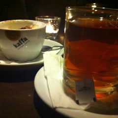 Photo taken at Kaffa Coffee Zone by Nelson F. on 7/12/2012