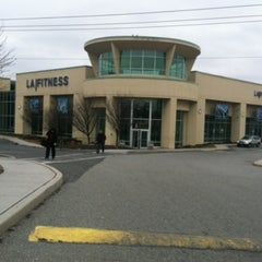 Photo taken at LA Fitness by Ronny M. on 4/25/2012