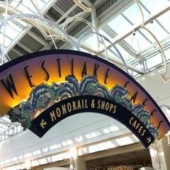 Photo taken at Westlake Center by Jason H. on 8/30/2012