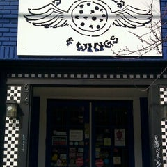 Photo taken at Jack's Pizza & Wings by Marcus on 3/4/2012