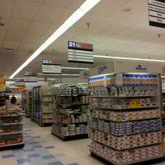 Photo taken at Pathmark by Chenelle Dimples S. on 3/14/2012