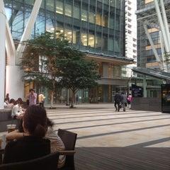 Photo taken at 東京ミッドタウン (Tokyo Midtown) by yumihiko s. on 6/21/2012