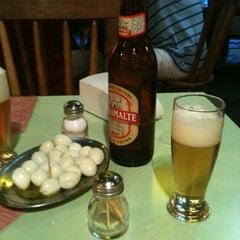 Photo taken at Bar do Jô by Elis C. on 2/9/2012