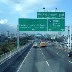 Photo taken at Bangkok South Civil Court | room 409 by Rangsan K. on 5/20/2012