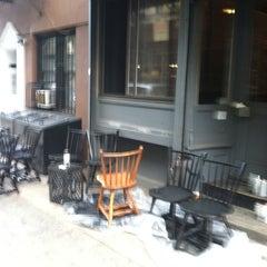 Photo taken at East Village Social (EVS) by Deirdre P. on 5/22/2012