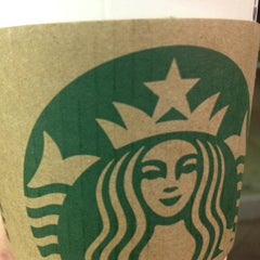 Photo taken at Starbucks by Sarah D. on 4/7/2012