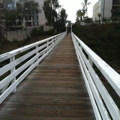 Photo taken at Quince Street Bridge by Scott R. on 3/6/2012