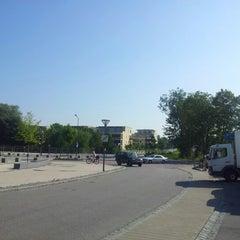 Photo taken at Landesgartenschau Rosenheim by Heinrich G. on 7/27/2012