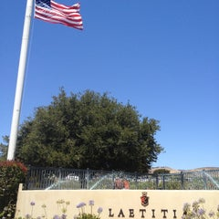 Photo taken at Laetitia Vineyard & Winery by Cher C. on 7/28/2012