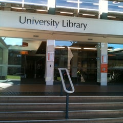 Photo taken at UNSW Main Library by ian on 5/21/2012