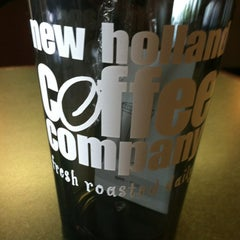 Photo taken at New Holland Coffee Co by Kara E. on 5/9/2012