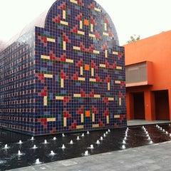 Photo taken at Centro Nacional de las Artes by José Luis R. on 2/14/2012