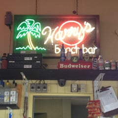 Photo taken at Harry's Beach Bar by Karen D. on 8/17/2012