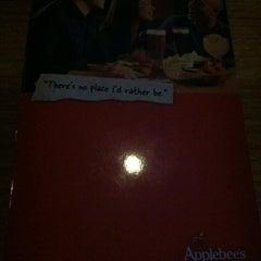 Photo taken at Applebee's by Erin C. on 6/29/2012