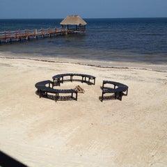 Photo taken at Azul Sensatori By Karisma by Liz C. on 8/15/2012
