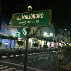 Photo taken at Malioboro by Hendra L. on 7/26/2012