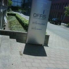 Photo taken at OFFIS - Institut für Informatik by Stefan B. on 5/24/2012