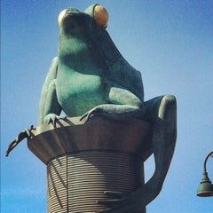 Photo taken at The Frog Bridge by Jacquie C. on 4/28/2012