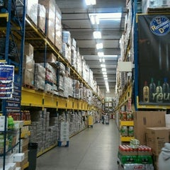 "Photo taken at Restaurant Depot by Kevin ""KevCo"" S. on 2/18/2012"