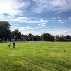 Photo taken at Peckham Rye Common by Ana G. on 8/31/2012