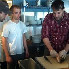 Photo taken at The Pinyon by Sarah G. on 3/31/2012