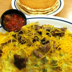 Photo taken at IHOP by Matthew O. on 3/13/2012