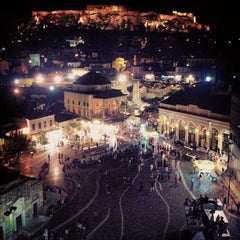 Photo taken at A for Athens by Nic N. on 8/3/2012