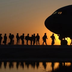 Photo taken at Seymour Johnson AFB by Henry J. on 3/29/2012