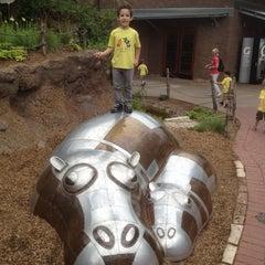 Photo taken at San Antonio Zoo by Eric S. on 3/30/2012