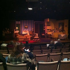 Photo taken at Theatre North by Nicole H. on 3/11/2012