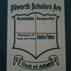Photo taken at Dilworth Stem Academy by Michael C. on 8/27/2012