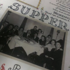 Photo taken at Supper by Vizualize on 7/10/2012