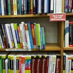 Photo taken at Half Price Books by Kevin on 4/14/2012