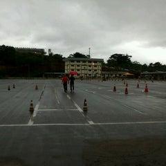 Photo taken at Complexo de Treinamento de Direção Veicular  - DETRAN/AM by John W. on 5/30/2012