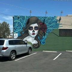 Photo taken at Barrio Café by Juan O. on 5/2/2012
