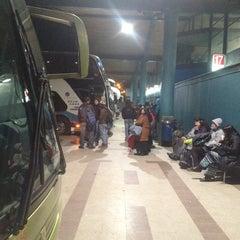 Photo taken at Terminal de Buses Collao by Carlos O. on 7/29/2012