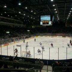 Photo taken at Ricoh Coliseum by Allan K. on 4/1/2012