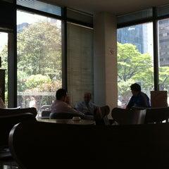 Photo taken at Fran's Café by Gilson G. on 2/29/2012