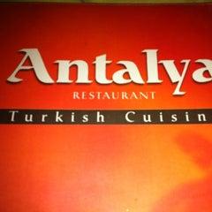 Photo taken at Antalya by Michael T. on 2/11/2012