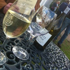Photo taken at Rickety Bridge Winery by Mark R. on 9/1/2012
