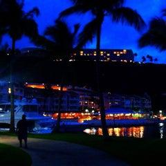 Photo taken at La Marina @ El Conquistador Hotel And Casino by María L. on 5/27/2012