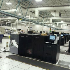 Photo taken at AT&T Corporate & Billing Production Center by Bonnie M. on 4/2/2012