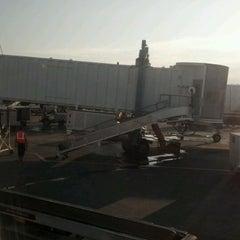 Photo taken at Gate C19 by Warren R. on 5/22/2012