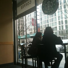 Photo taken at Starbucks by Pue on 3/16/2012