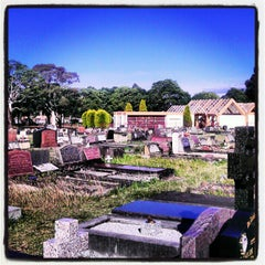 Photo taken at Woronora Cemetery by Arcady L. on 4/25/2012